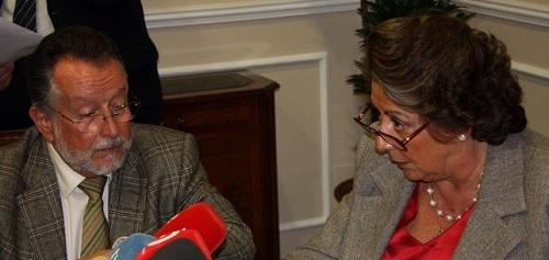 PSOE plantea si Grau revelará que la responsable de contratar con el Instituto Nóos fue Barberá