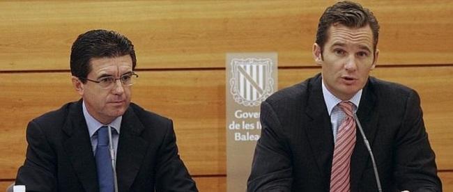 La Fiscalía ultima un pacto con Matas que contempla su confesión en otros casos de corrupción