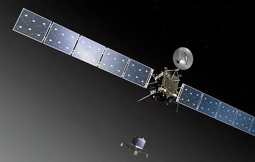 Philae entra en un profundo sue�o tras enviar valiosos datos del cometa