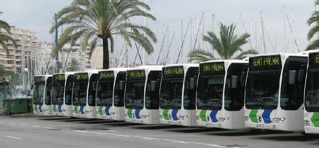La EMT de Palma abre una convocatoria para cubrir siete plazas vacantes