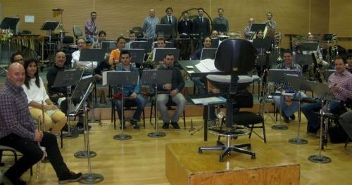 Isern remarca la intensa labor de dinamizaci�n social y cultural de la Banda Municipal de M�sica de Palma