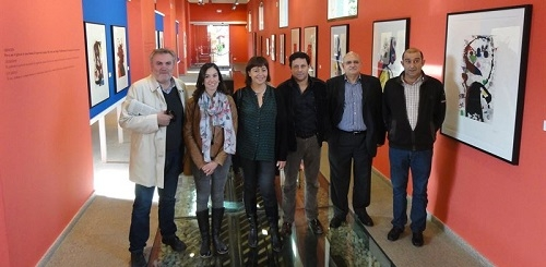 Armengol visita la exposici�n de Joan Mir� reivindicando la apuesta por un turismo cultural