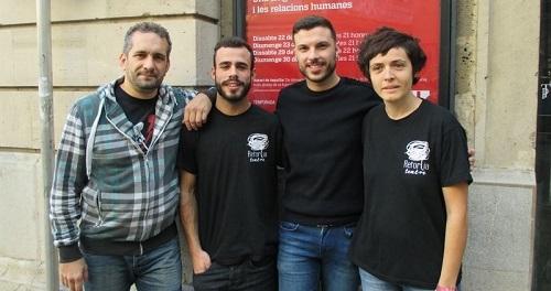 El Teatre Principal estrena este s�bado la obra teatral 'Discordants' sobre el sida y el mundo de la pareja