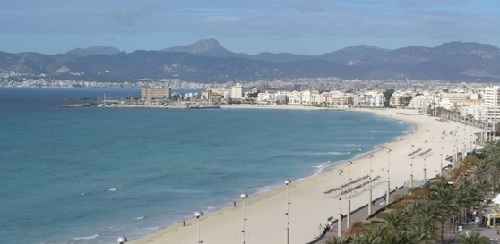 Baleares, uno de los destinos preferidos por los espa�oles para pasar sus vacaciones de Semana Santa