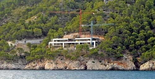 El GOB dice que el Ayuntamiento de Pollen�a debe 'acatar la sentencia' y demoler el chalet de Formentor