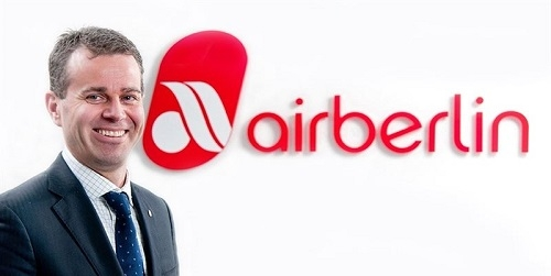 Airberlin pone a Paul Verhagen al frente de la aerol�nea en Europa Occidental