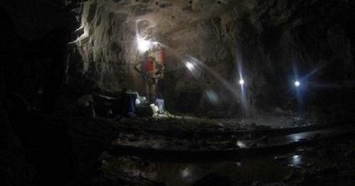 Descubren aguas subterr�neas que pueden albergar vida ancestral
