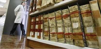 Suspenden la concentraci�n del Arxiu Regne de Mallorca al llegar a un acuerdo trabajadores y sindicatos con Cultura