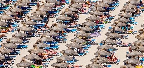 El gasto de turistas extranjeros en Baleares aument� un 13,4% hasta febrero, con 214 millones