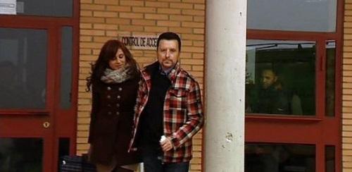 Ortega Cano disfruta de su primer permiso penitenciario