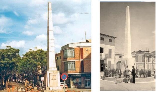 El Ayuntamiento de Manacor quiera reconstruir el obelisco en honor a Moss�n Alcover