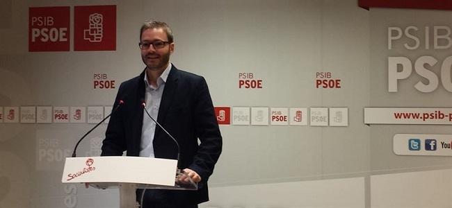 Hila subraya las 'propuestas reales' del PSIB para gobernar en Palma
