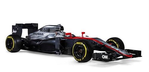 McLaren desvela el nuevo coche de Alonso