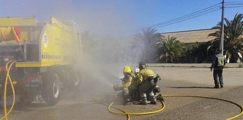 Cs Baleares denuncia que los medios materiales contra incendios del IBANAT están obsoletos