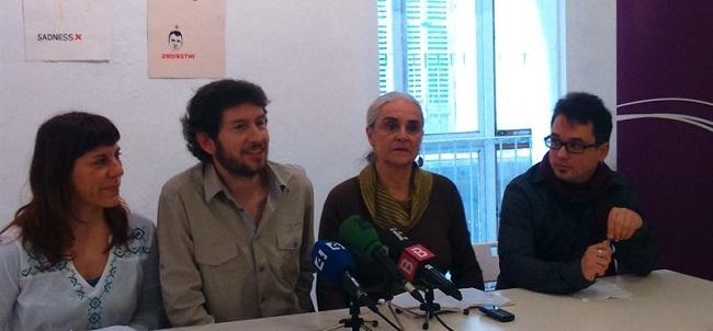 Podemos acusa a PP y PSOE de haber normalizado la precariedad laboral