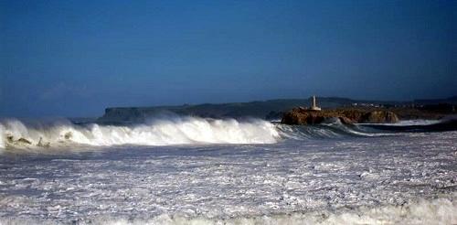 Mallorca y Menorca permanecen este jueves en aviso amarillo por fenómenos costeros