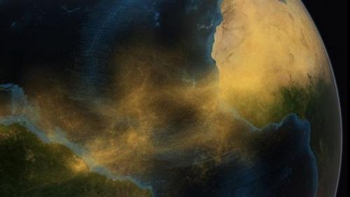 El Amazonas depende del Sáhara para mantenerse fértil