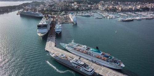 El PP apela a la ministra Maroto sobre la decisión del Govern Armengol de limitar los cruceros