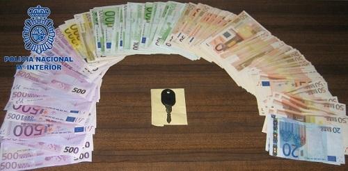 La Polic�a Nacional detiene al trabajador de una empresa por sustraerle a su jefe m�s de 23.000 euros
