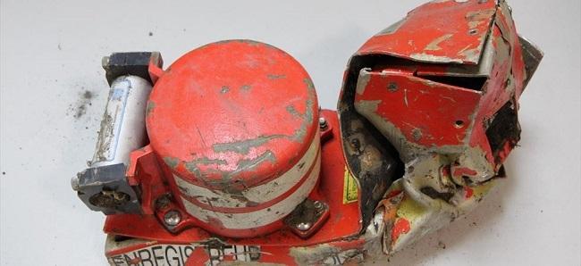 Uno de los pilotos del avi�n estaba fuera de la cabina antes del accidente