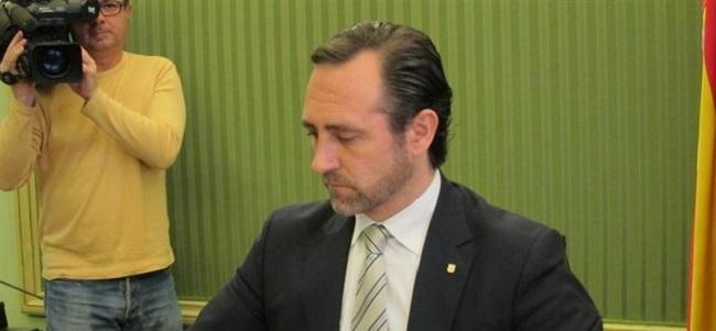 Bauz� anuncia que dejar� la presidencia del PP balear despu�s del verano