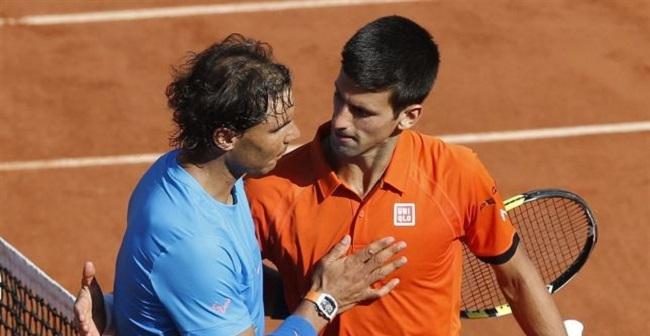 Djokovic vuelve a Madrid en el mejor momento de Nadal
