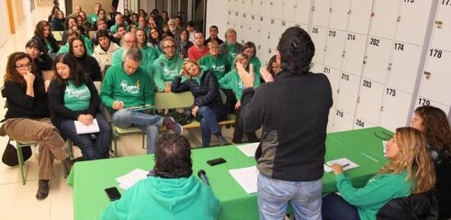 Assemblea de Docents mantiene el boicot a las pruebas Lomce ya que la paralización anunciada es 'temporal'