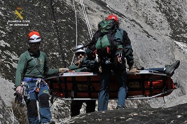 Baleares, tercera región en la que la Guardia Civil realizó más rescates de montañeros españoles en 2015