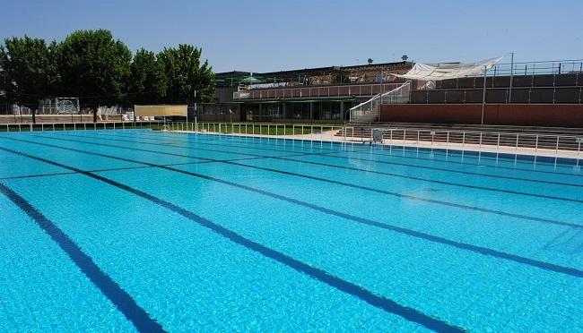 Atletas y nadadores del Club Esportiu Blau participan en el Campeonato Balear 2019 para personas con discapacidad