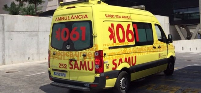 Agreden a dos Técnicos de Emergencias Sanitarias del Servicio 061 SAMU de Baleares