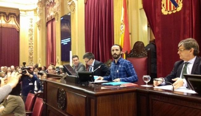 Once miembros del Consejo Ciudadano Autonómico de Podemos en Baleares han presentado su dimisión