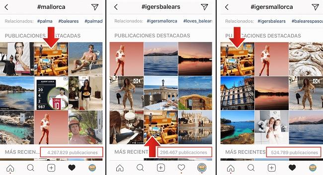 Alumnos de un curso en Mallorca descubren el algoritmo de Instagram