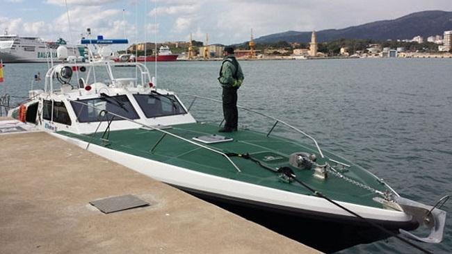 Llega una patera a Cabrera con 11 personas a bordo
