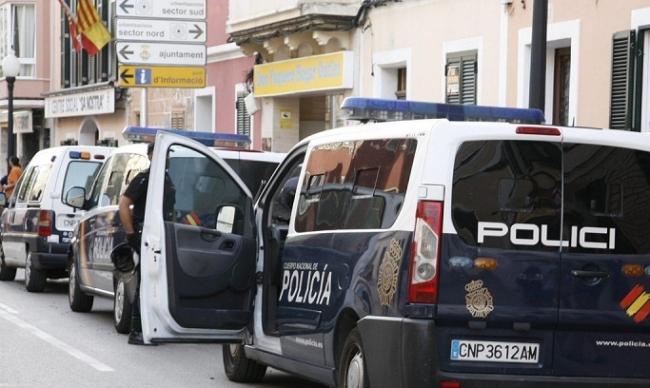 Detenidas dos personas en Ibiza con cerca de 3.000 euros en billetes falsos y más de 100 gramos de hachís