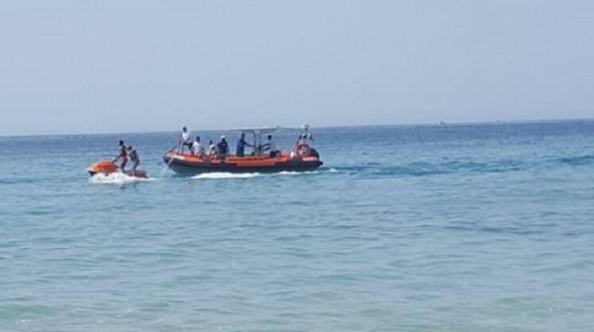 Prohíben el baño en Cala Major por la presencia de tiburones