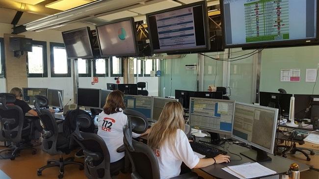 El SEIB 112 informa de que tiene las líneas colapsadas y pide que no se llame para ofrecer voluntarios