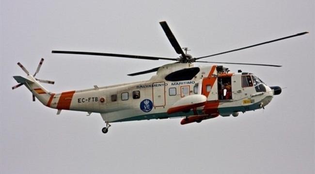Salvamento Marítimo busca a una persona que ha sido arrastrada por una ola en Santa Ponça