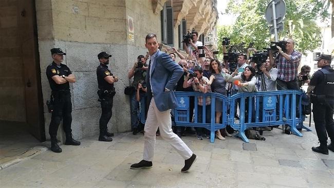 Urdangarin ingresa en la cárcel de Brieva (Ávila)
