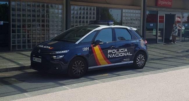 La Policía Nacional detiene al autor de un hurto en un autobús