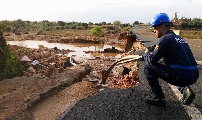 Un operativo de 800 personas buscan a tres desaparecidos tras las inundaciones de la Comarca del Llevant