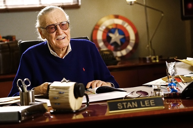 Fallece Stan Lee, creador de personajes como Spiderman, Thor y Los 4 Fantásticos