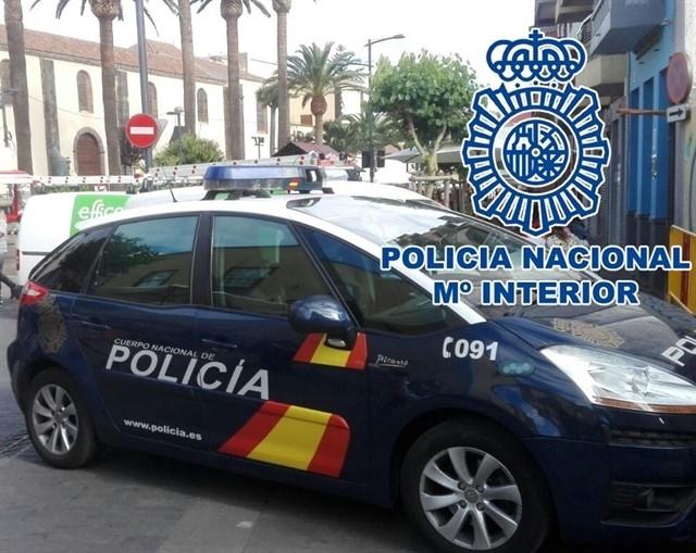 La Policía Nacional ha detenido a un hombre por una tentativa de homicidio