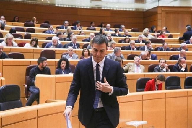 Pedro Sánchez anuncia elecciones para el 28 de abril