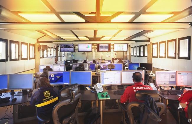 Emergencias convoca al Grupo de Apoyo Técnico ante la previsión de lluvias y tormentas en Baleares