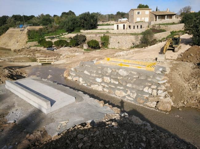 El puente militar de Artà entrará en funcionamiento este martes