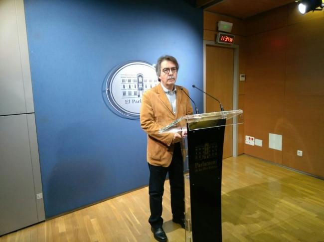 Cs Baleares votará en contra del Decreto Ley para la regulación de los vehículos con conductor VTC