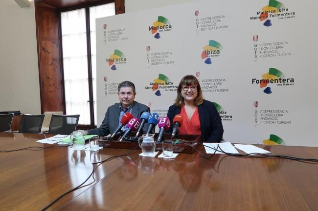 Turismo amplía en 4,3 millones de euros las subvenciones en los ayuntamientos de Mallorca