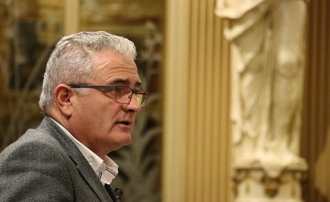 Jaume Font presenta hoy viernes, su candidatura para encabezar la lista de El Pi en el Parlament