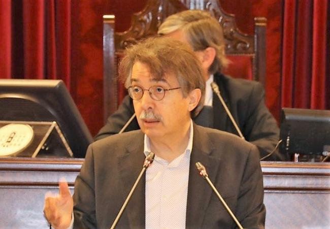 """Pericay: """"El Govern ha convertido el acto institucional del 40 aniversario de la Constitución en un mitin del PSOE"""""""