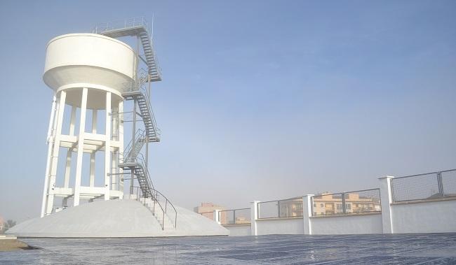 Las obras de reforma integral de los depósitos de agua mejoran la calidad del servicio y la presión en Manacor